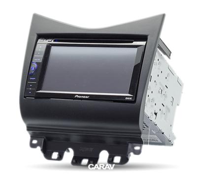 Carav Carav 11-061 | 2DIN переходная рамка Honda Accord 2002-2007 (фото, вид 4)