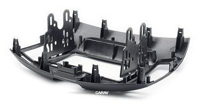 Carav Carav 11-065   2DIN переходная рамка Hyundai Elantra (HD), Avante (HD) 2006-2010 (руль слева (фото, вид 6)