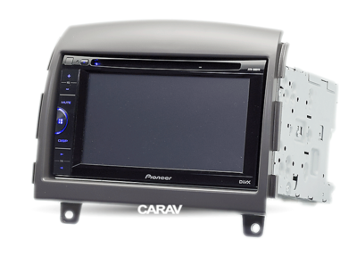 Carav Carav 11-068   2DIN переходная рамка Hyundai Sonata (NF), Sonica 2004-2008 (фото, вид 3)