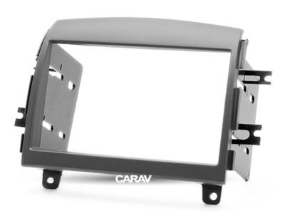 Carav Carav 11-068   2DIN переходная рамка Hyundai Sonata (NF), Sonica 2004-2008 (фото, вид 5)