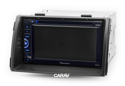 Carav Carav 11-073 | 2DIN переходная рамка KIA Sorento (XM) 2009-2012 (фото, вид 4)