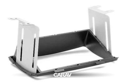Carav Carav 11-073 | 2DIN переходная рамка KIA Sorento (XM) 2009-2012 (фото, вид 5)