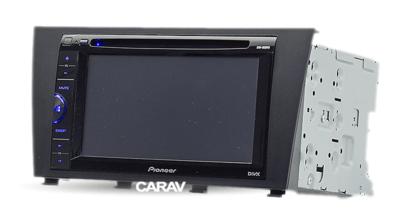 Carav Carav 11-077 | 2DIN переходная рамка Toyota Altezza 1998-2005, Lexus IS 1999-2005 (фото, вид 3)