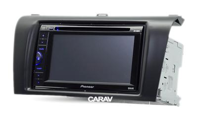 Carav Carav 11-081   2DIN переходная рамка Mazda (3) 2004-2008, Axela 2006-2008 (фото, вид 2)