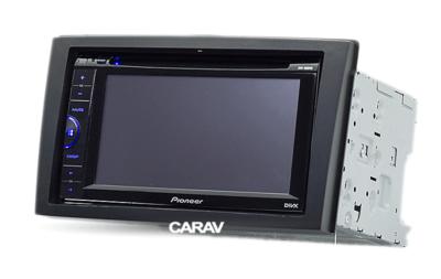 Carav Carav 11-083   2DIN переходная рамка Mazda MPV 1999-2005, Premasy 1999-2005 (фото, вид 3)