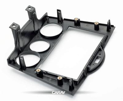Carav Carav 11-086   2DIN переходная рамка Mazda RX-8 2003-2008 (без климат-контроля) (CARAV 11-086) (фото, вид 3)