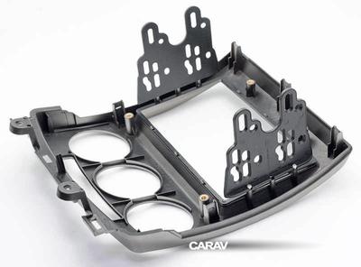 Carav Carav 11-084 | 2DIN переходная рамка Mazda (5), Premacy 2005-2010, Ford i-Max 2006-2009 (фото, вид 4)