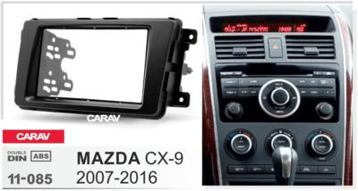 Carav Carav 11-085   2DIN переходная рамка Mazda CX-9 2007-2016 (фото, вид 2)