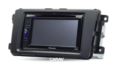 Carav Carav 11-085   2DIN переходная рамка Mazda CX-9 2007-2016 (фото, вид 3)