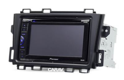 Carav Carav 11-089 | 2DIN переходная рамка Nissan Murano 2008-2014 (фото, вид 2)