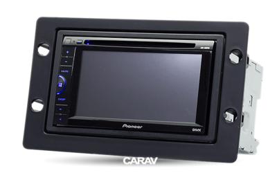 Carav Carav 11-094   2DIN переходная рамка Saab (9-5) 2005-2011 (фото, вид 2)