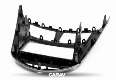 Carav Carav 11-105   2DIN переходная рамка Hyundai Solaris, i-25, Accent, Verna 2010-2017 (фото, вид 5)