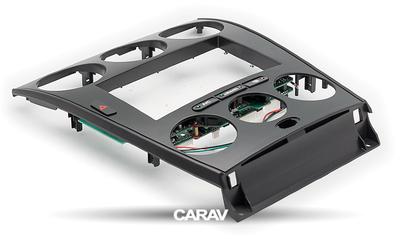 Carav Carav 11-106 | 2DIN переходная рамка Mazda (6), Atenza 2002-2007 (с карманом) (в комлекте с платой для а/м без климат-контроля) (фото, вид 11)