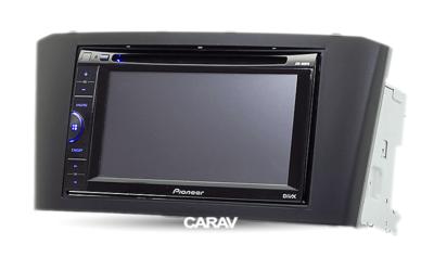 Carav Carav 11-108 | 2DIN переходная рамка Toyota Avensis 2002-2008 (фото, вид 2)