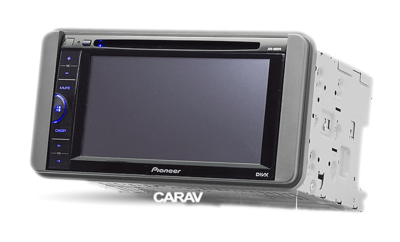 Carav Carav 11-107 | 2DIN переходная рамка Toyota универсальная (фото, вид 4)
