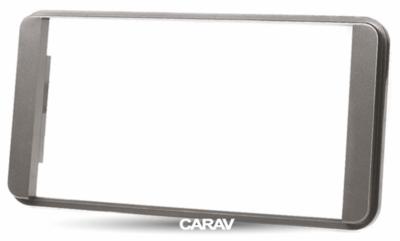 Carav Carav 11-107 | 2DIN переходная рамка Toyota универсальная (фото, вид 6)