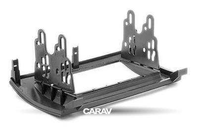 Carav Carav 11-112 | 2DIN переходная рамка Toyota Tundra 2007-2013, Sequoia 2007+ (фото, вид 5)
