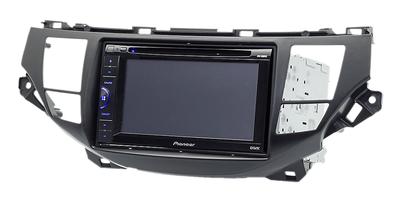 Carav Carav 11-117 | 2DIN переходная рамка Honda Crosstour 2010-2012 (фото, вид 1)