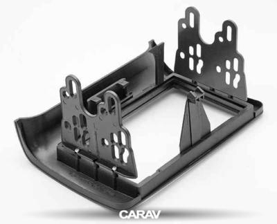 Carav Carav 11-124   2DIN переходная рамка Audi TT (8J) 2007-2014 (фото, вид 4)