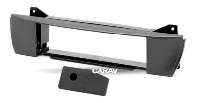 Carav Carav 11-127   1DIN переходная рамка BMW Z4 (E85) 2003-2009 (фото, вид 4)