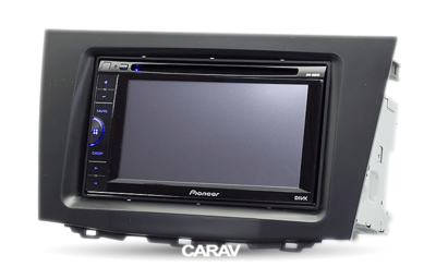 Carav Carav 11-130 | 2DIN переходная рамка Suzuki Kizashi 2009-2014 (фото, вид 3)