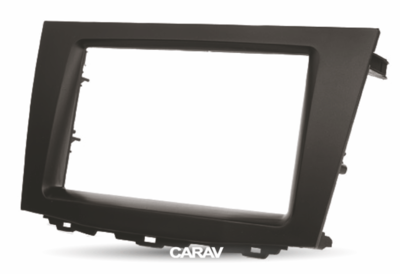 Carav Carav 11-130 | 2DIN переходная рамка Suzuki Kizashi 2009-2014 (фото, вид 5)