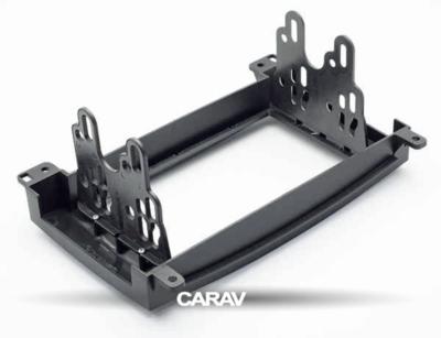 Carav Carav 11-133 | 2DIN переходная рамка Mercedes-Benz A-klasse (W169) 2004-2012, В-klasse (W245) 2005-2011, Vito 2006+, Viano 2008+ (фото, вид 4)