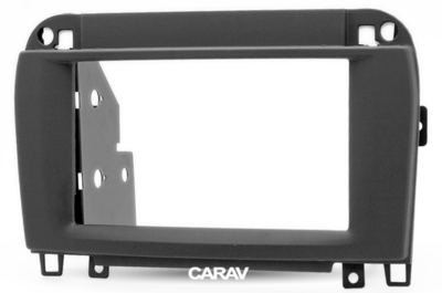 Carav Carav 11-134   2DIN переходная рамка Mercedes-Benz CL-klasse (C215) 2003-2006; S-klasse (W220) 2002-2005 (фото, вид 5)