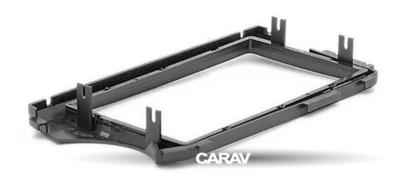 Carav Carav 11-136   2DIN переходная рамка Ssang Yong Actyon, Kyron 2005-2015 (фото, вид 4)