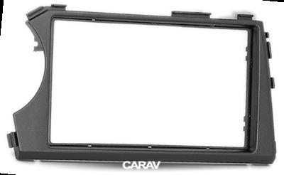 Carav Carav 11-136   2DIN переходная рамка Ssang Yong Actyon, Kyron 2005-2015 (фото, вид 5)