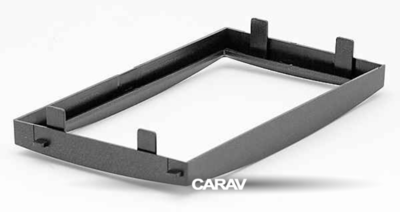 Carav Carav 11-137 | 2DIN переходная рамка Ssang Yong Rexton 2007-2012 (фото, вид 3)