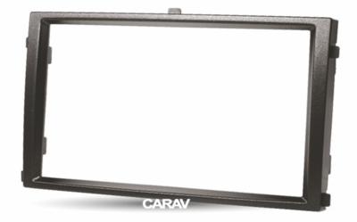 Carav Carav 11-137 | 2DIN переходная рамка Ssang Yong Rexton 2007-2012 (фото, вид 4)
