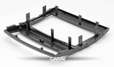 Carav Carav 11-138   2DIN переходная рамка Ssang Yong Actyon 2011-2013, Korando 2010-2013 (фото, вид 4)