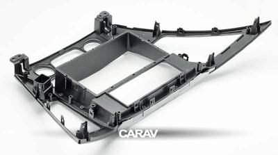 Carav Carav 11-139 | 2DIN переходная рамка Hyundai Sonata, i-45 (YF) 2010-2014 (с климат-контролем) (фото, вид 5)