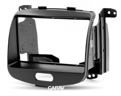 Carav Carav 11-143   2DIN переходная рамка Hyundai i-10 2008-2013 (фото, вид 5)