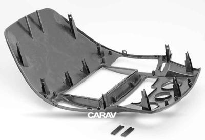 Carav Carav 11-141 | 2DIN переходная рамка Hyundai i-30 (FD) 2008-2011 (без климат-контроля) (фото, вид 3)