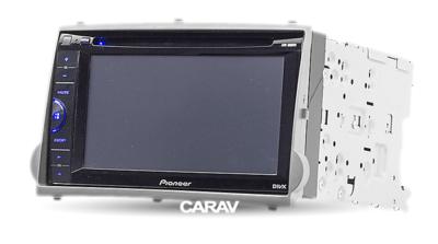 Carav Carav 11-144   2DIN переходная рамка Hyundai H-1, Starex 2007-2015, i800, iMax 2008-2015 (фото, вид 2)