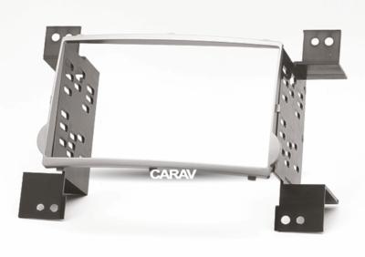 Carav Carav 11-144   2DIN переходная рамка Hyundai H-1, Starex 2007-2015, i800, iMax 2008-2015 (фото, вид 4)