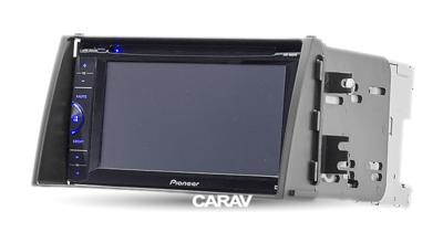 Carav Carav 11-148 | 2DIN переходная рамка KIA Soul 2008-2011 (фото, вид 2)
