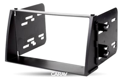 Carav Carav 11-148 | 2DIN переходная рамка KIA Soul 2008-2011 (фото, вид 4)