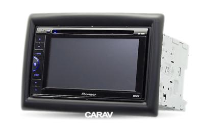 Carav Carav 11-151   2DIN переходная рамка Renault Megane II 2002-2009 (фото, вид 3)