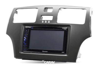 Carav Carav 11-162 | 2DIN переходная рамка Toyota Windom 2001-2006 / Lexus ES 2001-2006 (фото, вид 2)