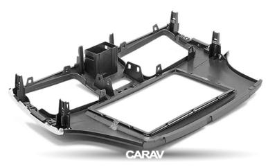 Carav Carav 11-162 | 2DIN переходная рамка Toyota Windom 2001-2006 / Lexus ES 2001-2006 (фото, вид 3)