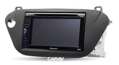 Carav Carav 11-161 | 2DIN переходная рамка Toyota Vista (V50) 1998-2003 (руль справа) (фото, вид 3)