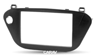 Carav Carav 11-161 | 2DIN переходная рамка Toyota Vista (V50) 1998-2003 (руль справа) (фото, вид 5)