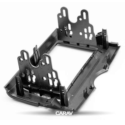 Carav Carav 11-168 | 2DIN переходная рамка Toyota Mark X 2009+, Reiz 2010+ (фото, вид 1)