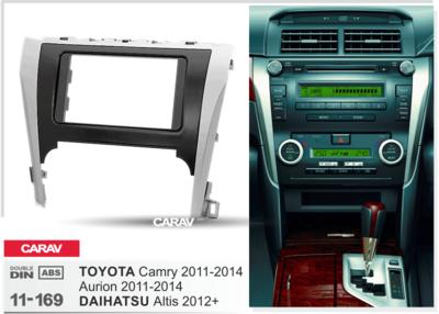 Carav Рамка TOYOTA Camry, Aurion 2011-2014 / DAIHATSU Altis 2012+ (CARAV 11-169) (фото, вид 1)