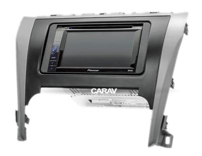 Carav Рамка TOYOTA Camry, Aurion 2011-2014 / DAIHATSU Altis 2012+ (CARAV 11-169) (фото, вид 2)