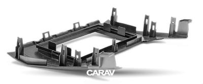 Carav Рамка TOYOTA Camry, Aurion 2011-2014 / DAIHATSU Altis 2012+ (CARAV 11-169) (фото, вид 3)