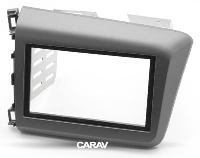Carav Рамка HONDA Civic Sedan 2011-2013 (руль слева) (CARAV 11-174) (фото, вид 4)